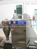 Máquina certificado CE SGS Residuos Película de plástico Reciclaje