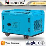 Generatore domestico portatile diesel di uso del gruppo elettrogeno di 8.0 chilowatt (DG11000SE)