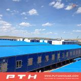Casa del contenitore del pacchetto piano per il progetto dell'accampamento di estrazione mineraria in Kazakhstan