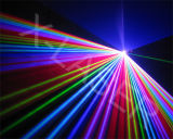 Laser Lighting RGB Full Color Light della fase per Club Beam Show
