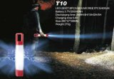 400lm Flashlight et DP DEL Rechargeable Emergency Light d'Emergency Light In1