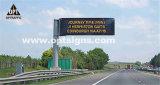 도로 전자 소통량 정보 표시 옥외 발광 다이오드 표시