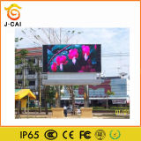 Mobile Truck Moving Advertising LED Display para uso ao ar livre