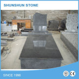 Possedere il Headstone del granito della fabbrica per vario stile