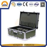 Boîtier aluminium vert pour les outils de réparation de véhicule (HT-1221)