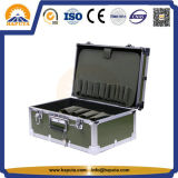 Grüner Aluminiumkasten für Auto-Reparatur-Hilfsmittel (HT-1221)