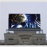 P10 Outdoor Full Color Advertizing LED Module DIP 3in1