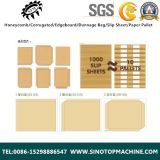 Brown o White Paper Pallet Slip Sheet per Spingere-tira Attachent