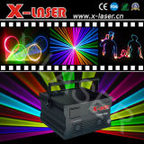 5 Watt RGB Ilda DMX512 Laser Light mit Lazer Show/Outdoor Stage Lazer Projector