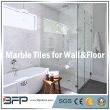 Marmeren de besnoeiing-aan-Grootte van de Plak Tegel voor Badkamers Wall&Floor