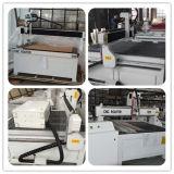Máquina de grabado de trabajo de madera del CNC de 4 ejes (GX1212)