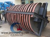 Titânio que separa o equipamento, separador espiral Titanium