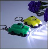 Солнечный Шарж-Car Solar Key Chain Gift 2-LED с Flashlight 031