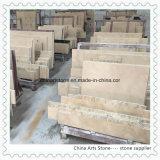 Mattonelle di marmo cinesi di ingegneria per il pavimento e la parete