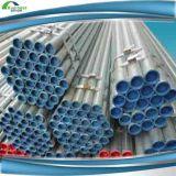 I tubi galvanizzati saldano il tubo d'acciaio per il materiale da costruzione dell'armatura di uso