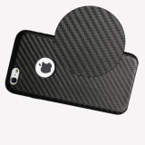 Neuer Arrival Handy Carbon Fiber Back Fall für iPhone 6
