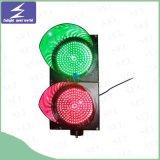 Feu de signalisation simple des lumières DC12V DC24V AC85-265V LED de la couleur deux