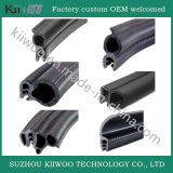 EPDM Rubber / PVC / Silicone Door Bottom Seal Strip