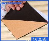 El panel compuesto de aluminio ACP Acm de PE/PVDF de la fábrica de Linyi