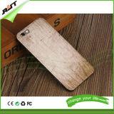 Caixa de madeira do telefone do teste padrão TPU/caixa do telemóvel