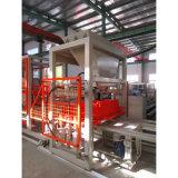 Máquina de fatura de tijolo de bloqueio hidráulica do cimento