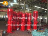 Pompe multi-étages verticale haute pression