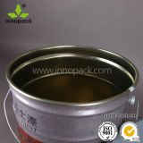 Chemisches Use Metal Tin Bucket mit Spout Lid