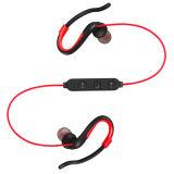 Casque stéréo de vente chaud de Bluetooth de crochet d'oreille du sport 2016