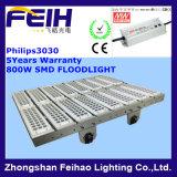 5 anni di alto potere Philips di Warranty 800W 3030 SMD Flood Light
