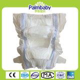 Pañal estupendo del bebé de la absorbencia de la base doble