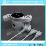 Adattatore domestico Port del caricatore della parete del USB della parte girevole rotonda astuta 10 (ZYF9026)