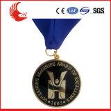 La manera barata promocional crea la medalla para requisitos particulares