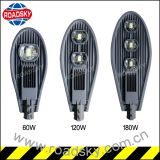 Altamente Bright Aluminum Solar 100W LED Road Lamp
