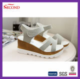 Signora di cuoio Sandals Shoes del Faux