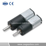12mm baixo - caixa de engrenagens do motor do redutor de velocidade com engrenagens de POM