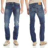 Тощий Jean задыхается джинсыы джинсовой ткани способа тонкие эластичные для людей
