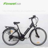 28 pulgadas Mediados de-Conducen la bici eléctrica del motor con la batería del marco (TDB07)
