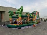 Runsのための上のHot Sale Jungle Obstacle Course