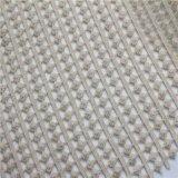 Laço químico do laço do algodão do Crochet para vestuários e fatos