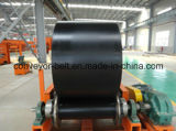 Correia transportadora de borracha do cabo de aço resistente ao calor