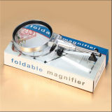 Light (EGS3B-4)の多機能のFolding LED Magnifying LampかLens/Loupe