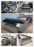 自動ファブリックレーザーの打抜き機のソファーの衣服の工場機械装置の価格