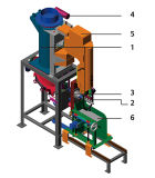 多くのPowder AutomaticマルチFunction Packaging MachineのKinds