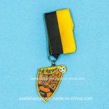Медаль осаждения черного никеля выдвиженческое