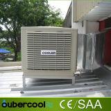 Bienenwabe-abkühlende Auflage-Verdampfungsluft-Kühlvorrichtung