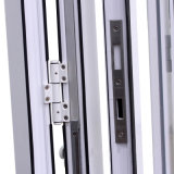 Дверь складчатости Kz248 профиля термально пролома высокого качества алюминиевая