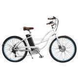 26 litio de la pulgada 250W 36V Samsung; Bici eléctrica de la ciudad de la batería