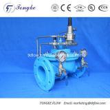 De hydraulisch In werking gestelde Proef Gecontroleerde Klep van het Diafragma van Flow Control Klep