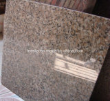 Granit G636 de Rosa, tuiles de granit et brames roses de granit
