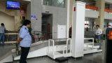 Machine van de Inspectie van de Röntgenstraal van het Menselijke Lichaam van de hoge snelheid de Ononderbroken